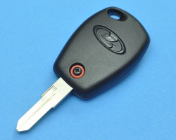 Обучающий чип-ключ Granta FL, оригинальный. С чипом PCF 7936. Используется в автомобилях LADA Granta выпуска 2019 года с замком Рено.