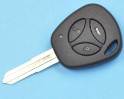 Чип ключ, подходит к моделям Лада Приора, Калина, Гранта, Шевроле-Нива. ID 46. Частота 433 Mhz. Программируется обучающим (красным) ключом.